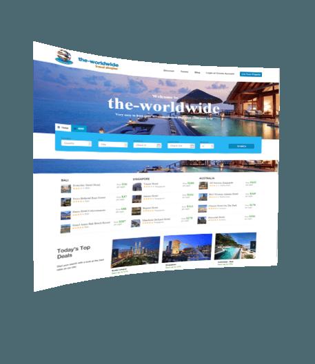 SEO Project: the-worldwide.com