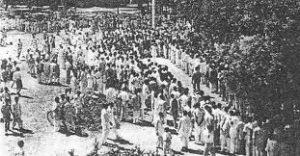 Language movement ekushey february 1952