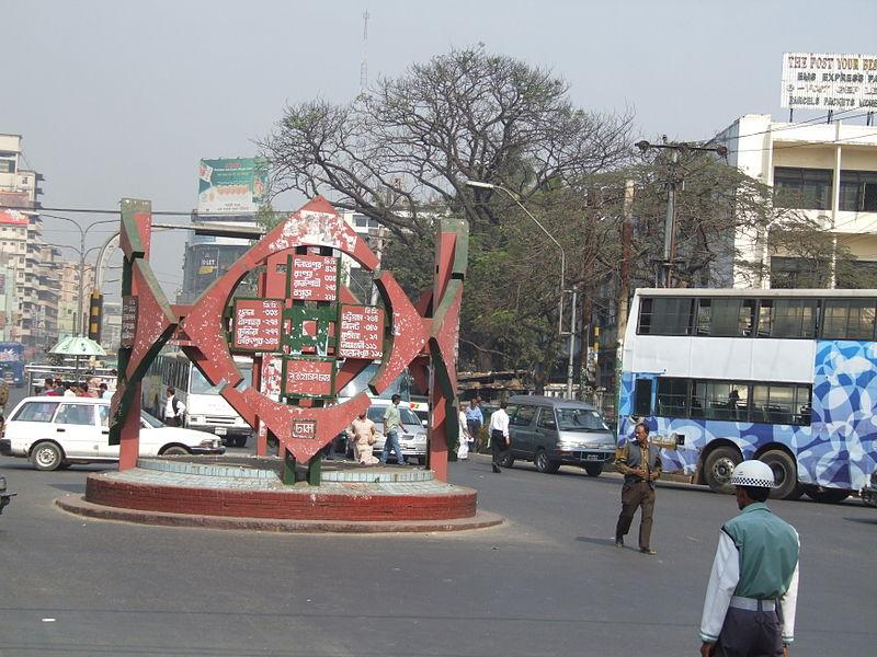 Zero Point was renamed Noor Hossain Square.