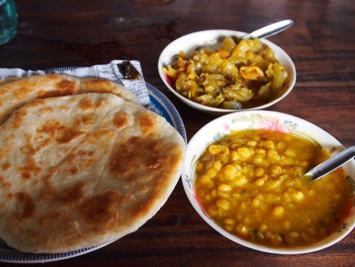 Breakfast of Bangladesh
