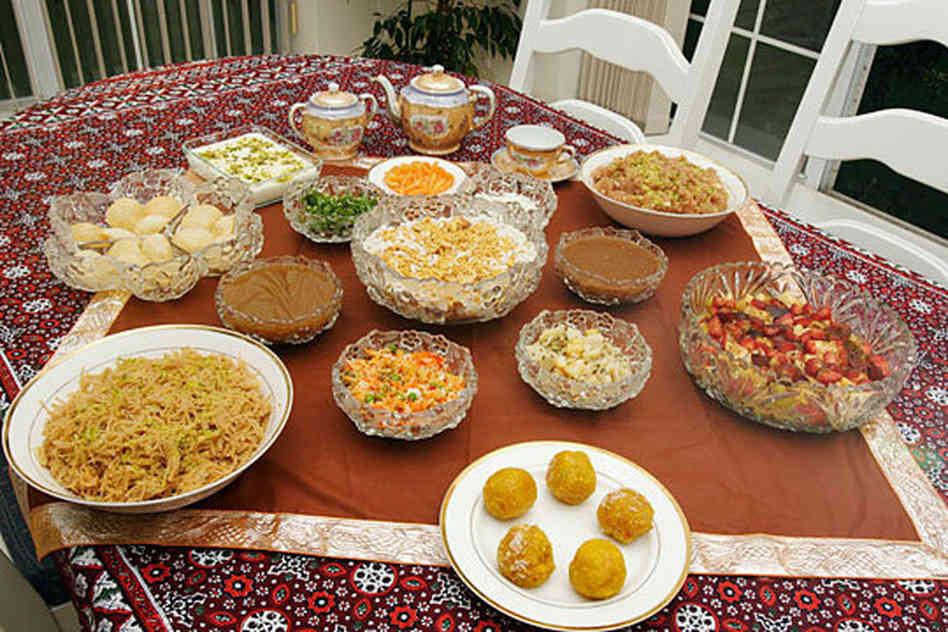Eid special foods