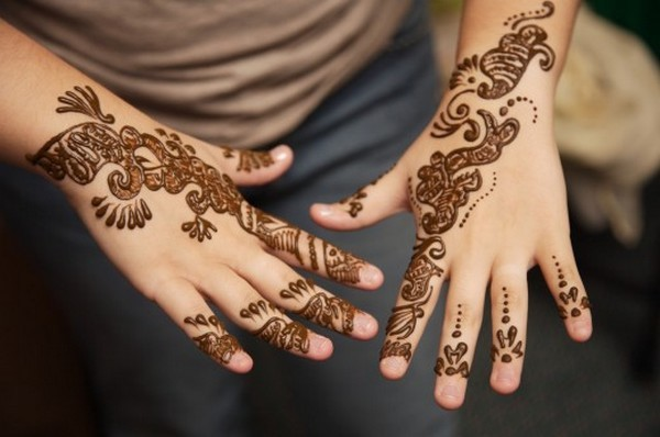 eid special mehndi