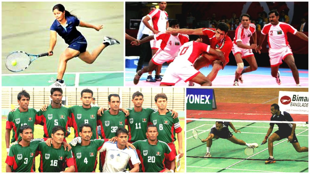 Games & Sports In Bangladesh