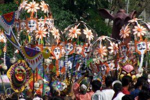 Celebrations of Pohela Baishakh at Dhaka