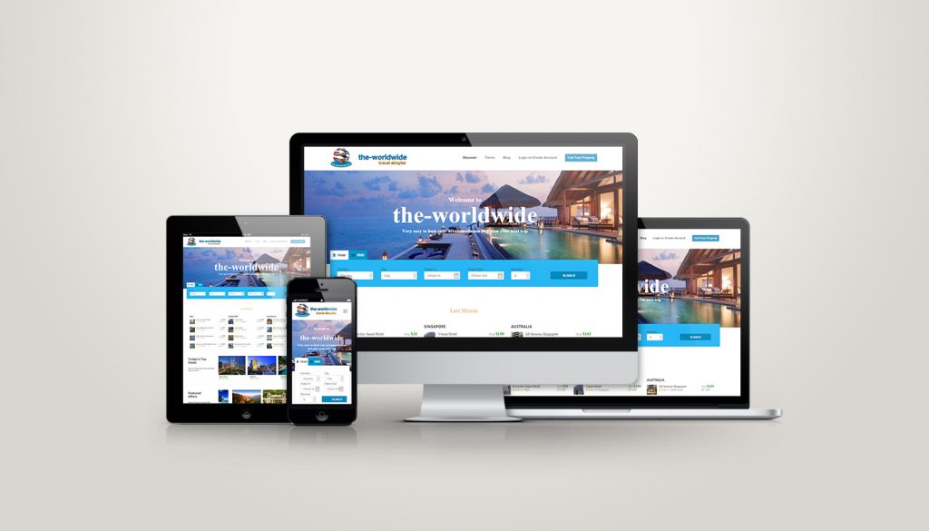 The-WorldWide.com Hotel Booking, Accommodation & BNB