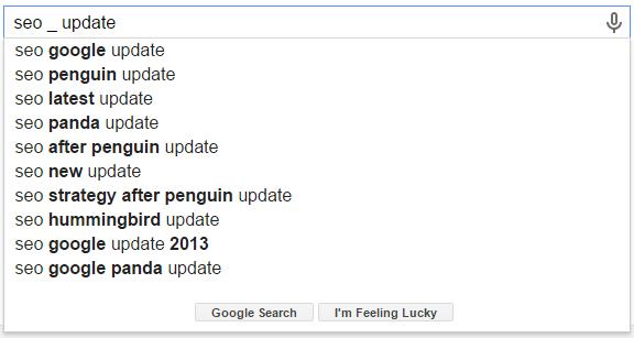 SEO _ Update Google Search