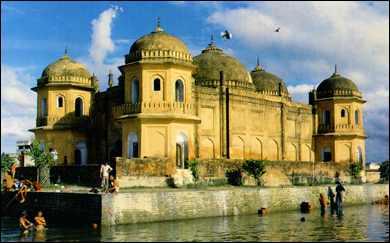 Saat Masjid Dhaka