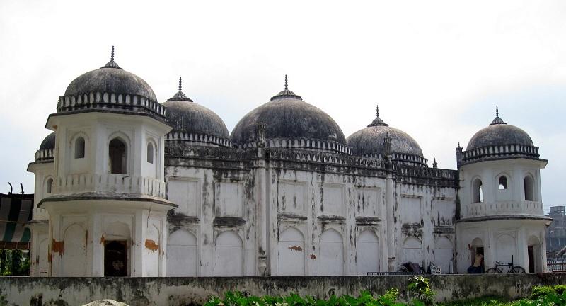 Dhaka Saat Masjid