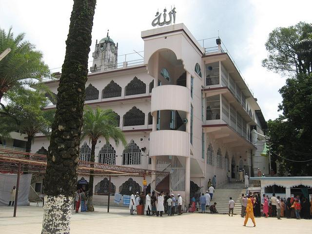 Hazrat Shahjalal Mazar Sharif