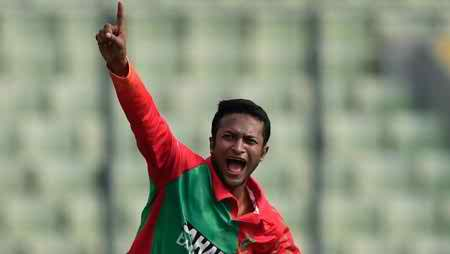 Shakib top all rounder in all 3 formats