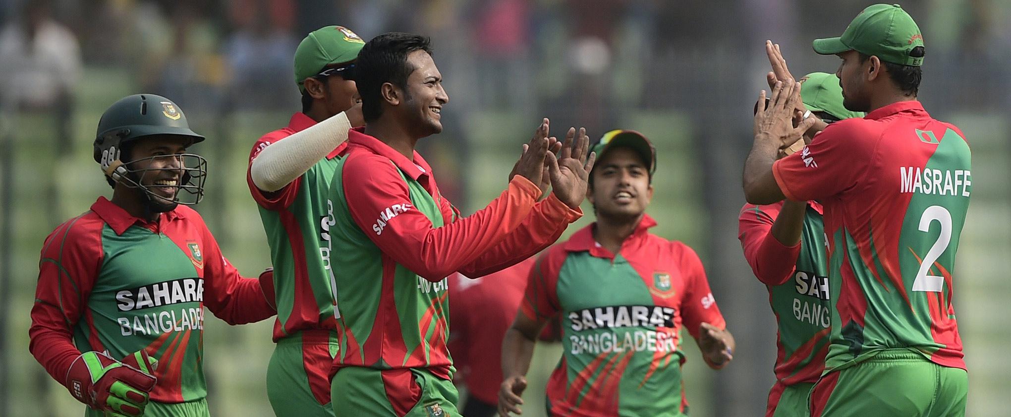 Bangladesh Cricket Team Worldcup 2015.