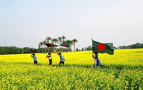 Bangladesh Flag Cover Photo For Facebook