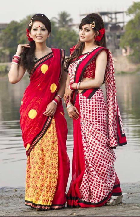 Traditional Attire Of Bangladesh Abac Technologies Ltd